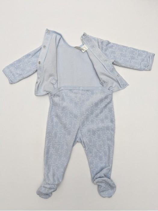 Salopetă pentru bebeluși