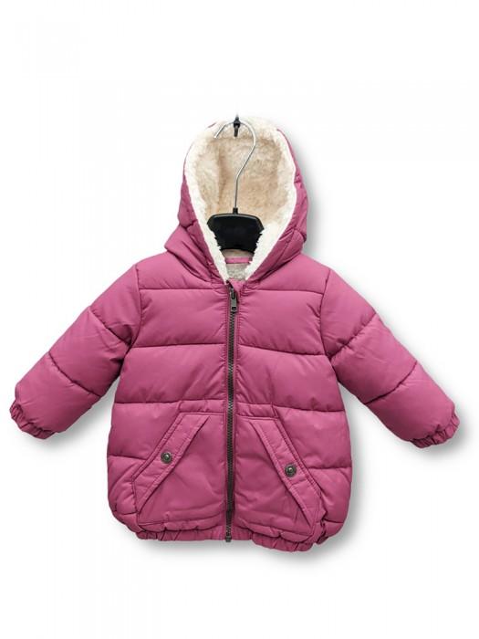 Jachetă cu glugă