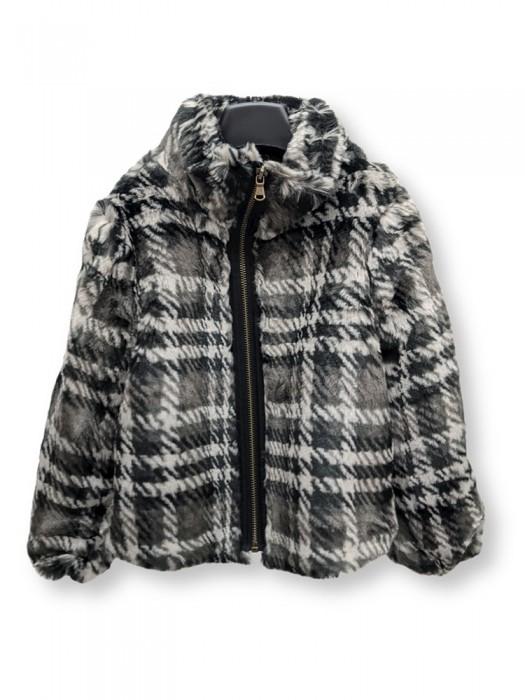 Jachetă blană