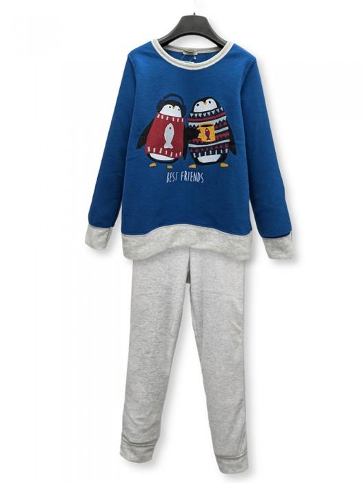 Pijama de fleece