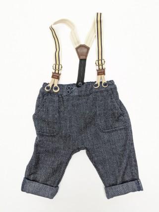 Pantaloni + bretele